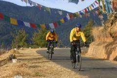 Cycling-bhutan